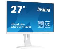 iiyama B2791HSU biały - 474788 - zdjęcie 3