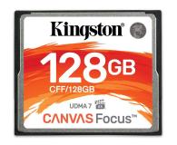 Kingston 128GB Canvas Focus zapis :130MB/s odczyt :150MB/s - 475301 - zdjęcie 1