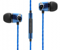 SoundMagic E10C Black-Blue - 370552 - zdjęcie 1