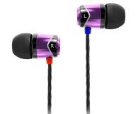 SoundMagic E10 Black-Purple - 370535 - zdjęcie 1