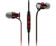 Sennheiser Momentum In-Ear M2 IEi czarno-czerwony - 443363 - zdjęcie 3