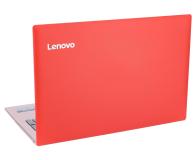 Lenovo Ideapad 330-15 i3-8130U/4GB/120/Win10 Czerwony  - 468373 - zdjęcie 6
