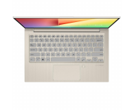 ASUS VivoBook S330FA i3-8145U/8GB/256/Win10 Złoty - 474881 - zdjęcie 3