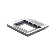 "Gembird Adapter 5.25"" do dysku 2.5"" (slot DVD 12.7mm) - 471278 - zdjęcie 4"