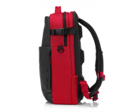 HP Omen Gaming Backpack RED - 471106 - zdjęcie 3