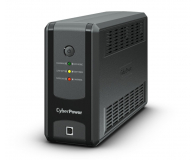 CyberPower UPS UT850EG-FR (850VA/425W, 3xFR, AVR) - 472229 - zdjęcie 1