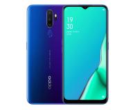 OPPO A9 2020 4/128GB Dual SIM niebieski - 521666 - zdjęcie 1