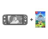 Nintendo Switch Lite (Szary) + Zelda: Link's Awakening - 521187 - zdjęcie 1