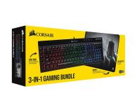 Corsair Gaming Bundle K55 RGB + M55 RGB Pro + MM300 Medium - 521269 - zdjęcie 11