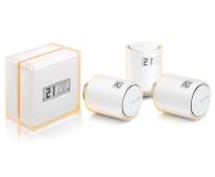 Netatmo Zestaw Thermostat + 3x Valves - 518556 - zdjęcie 1