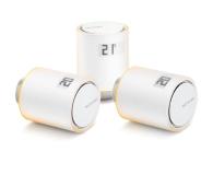 Netatmo Zestaw Thermostat + 3x Valves - 518556 - zdjęcie 2