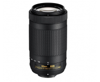 Nikon Nikkor AF-P DX 70-300mm f/4.5-6.3G ED - 459759 - zdjęcie 1