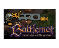 PC Axis Game Factory's AGFPRO BattleMat Multi-Player - 521734 - zdjęcie 1