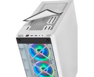 Corsair iCUE 465X RGB White - 521809 - zdjęcie 4