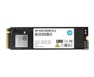 HP 250GB M.2 PCIe NVMe EX900 - 522009 - zdjęcie 1