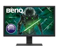 BenQ GL2480 czarny - 518439 - zdjęcie 1
