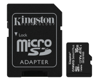 Kingston 16GB microSDHC Canvas Select Plus 100MB/s - 522792 - zdjęcie 1