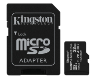 Kingston 32GB microSDHC Canvas Select Plus 100MB/s - 522793 - zdjęcie 1