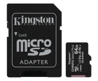 Kingston 64GB microSDHC Canvas Select Plus 100MB/s - 522794 - zdjęcie 1