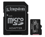 Kingston 128GB microSDXC Canvas Select Plus 100MB/s - 522795 - zdjęcie 1