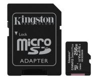 Kingston 256GB microSDHC Canvas Select Plus 100MB/85MB/s - 522796 - zdjęcie 1