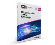 Bitdefender Total Security 2020 5st. (36m.) ESD - 414890 - zdjęcie 1