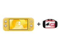 Nintendo Switch Lite (Żółty) + Etui + Szkło - 520188 - zdjęcie 1