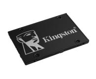 "Kingston 512GB 2,5"" SATA SSD KC600 - 523931 - zdjęcie 3"