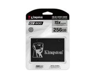 "Kingston 256GB 2,5"" SATA SSD KC600 - 523930 - zdjęcie 4"