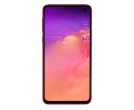 Samsung Galaxy S10e G970F Cardinal Red - 524650 - zdjęcie 2