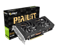 Karta graficzna NVIDIA Palit GeForce GTX 1660 SUPER GamingPro 6GB GDDR6