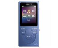Sony Walkman NW-E393 Niebieski - 525326 - zdjęcie 1