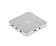 i-tec Hub USB - 10x USB (Ładowanie) - 518404 - zdjęcie 4