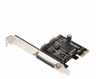 i-tec Adapter PCIe - 2x RS232, LPT - 518551 - zdjęcie 1