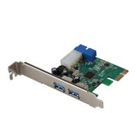 i-tec Karta rozszerzeń PCIe - 4xUSB - 518553 - zdjęcie 1