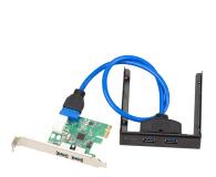 i-tec Adapter PCIe - 4x USB 3.0 (zestaw) - 518555 - zdjęcie 1