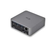 i-tec USB-C - HDMI, USB, USB-C, RJ-45, Metal, 4K  - 518247 - zdjęcie 2