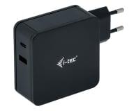 i-tec Ładowarka sieciowa USB-C 60W, USB 12W - 518541 - zdjęcie 1