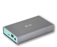 """i-tec Obudowa do dysku 3.5"""" (MySafe, USB-C) - 518500 - zdjęcie 1"""