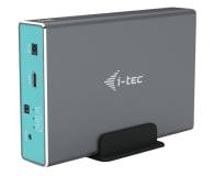 """i-tec Obudowa do dysku 2x 2.5"""" (MySafe, USB-C) - 518505 - zdjęcie 1"""