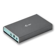 i-tec Obudowa do dysku 2x M.2 (MySafe, USB-C) - 518507 - zdjęcie 1