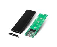 i-tec Obudowa do dysku M.2 (MySafe, USB-C) - 518509 - zdjęcie 3