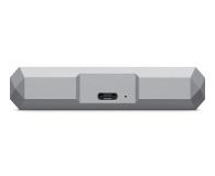 LaCie Mobile Gray 5TB USB-C Szary - 524201 - zdjęcie 3