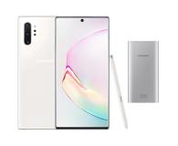 Samsung Galaxy Note 10+ Aura White + PowerBank 10000mAh - 525533 - zdjęcie 1