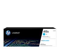 HP 415X cyan 6000str. - 524391 - zdjęcie 1