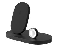 Belkin Ładowarka indukcyjna (iPhone, Apple Watch, czarna) - 524915 - zdjęcie 1