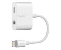 Belkin Adapter Lightning - Lightning, Minijack 3.5mm - 524900 - zdjęcie 1