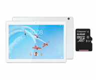 Lenovo Tab M10 QS429/2GB/96GB/Android 8.0 WiFi Biały - 525744 - zdjęcie 1