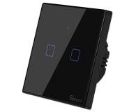 Sonoff Dotykowy Włącznik T3 EU TX (WiFi+RF433 2-kanałowy) - 524630 - zdjęcie 3