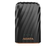 ADATA Power Bank AP10050C 10000mAh, USB-C, 2.4A (czarny) - 518797 - zdjęcie 1